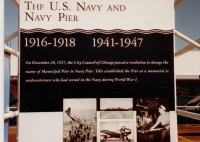 C) Navy Pier & Cruise Tour # 1041