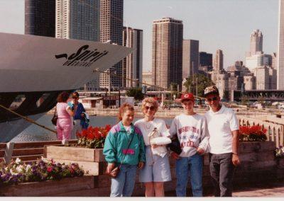 C) Navy Pier & Cruise Tour # 1042
