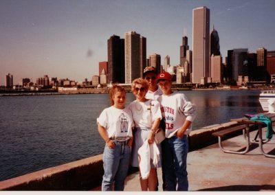 C) Navy Pier & Cruise Tour # 1043