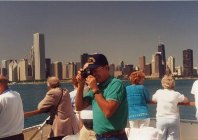 C) Navy Pier & Cruise Tour # 1045