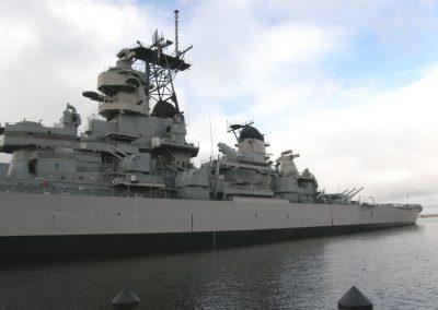 USS Wisconsin Tour03