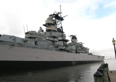 USS Wisconsin Tour05