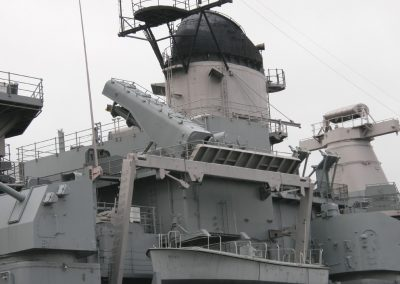 USS Wisconsin Tour09