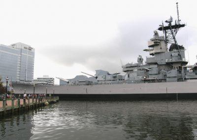 USS Wisconsin Tour12