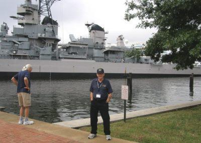 USS Wisconsin Tour13