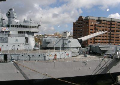 USS Wisconsin Tour16