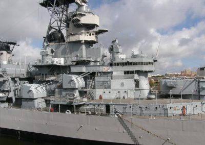 USS Wisconsin Tour17