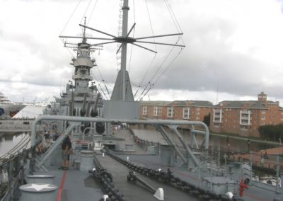 USS Wisconsin Tour25