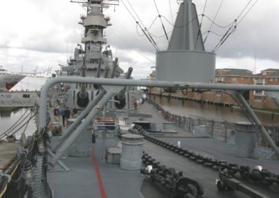 USS Wisconsin Tour26