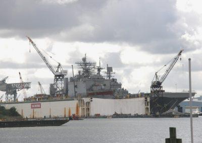 USS Wisconsin Tour39