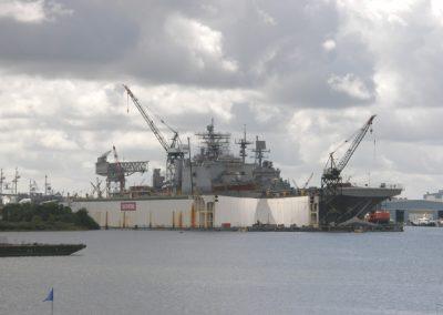 USS Wisconsin Tour42
