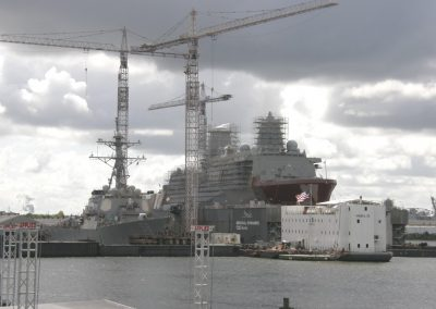 USS Wisconsin Tour43