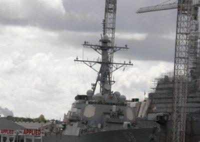 USS Wisconsin Tour44