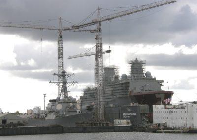 USS Wisconsin Tour45
