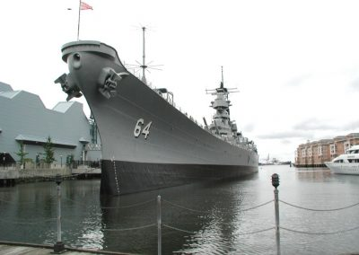 USS Wisconsin Tour49
