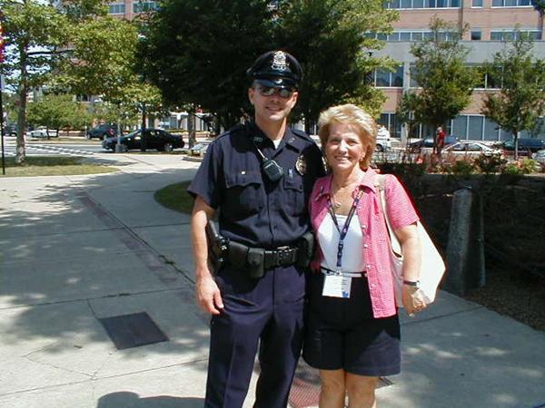 001_Boston Officer & Judy